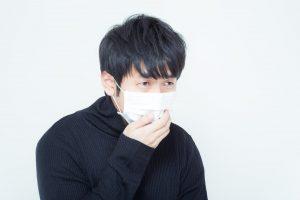 インフルエンザ 男性