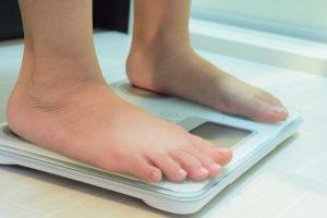 正月 体重