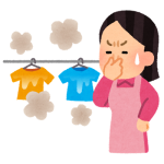 洗濯物が生乾きの臭いがするときの取り方は?消すための対処法で乗り切ろう