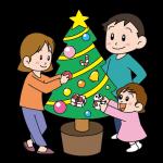 クリスマスツリーの飾り付けを手作りで!簡単で子供もできる物とは