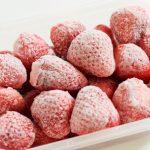 冷凍いちごを美味しく食べる方法7選!材料やアレンジ方法・ポイントも合わせて紹介!